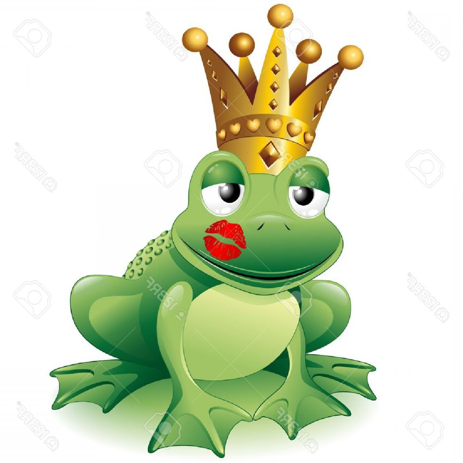 1560x1560 Photoprince Frog Cartoon Clip Art With Princess Kiss Sohadacouri