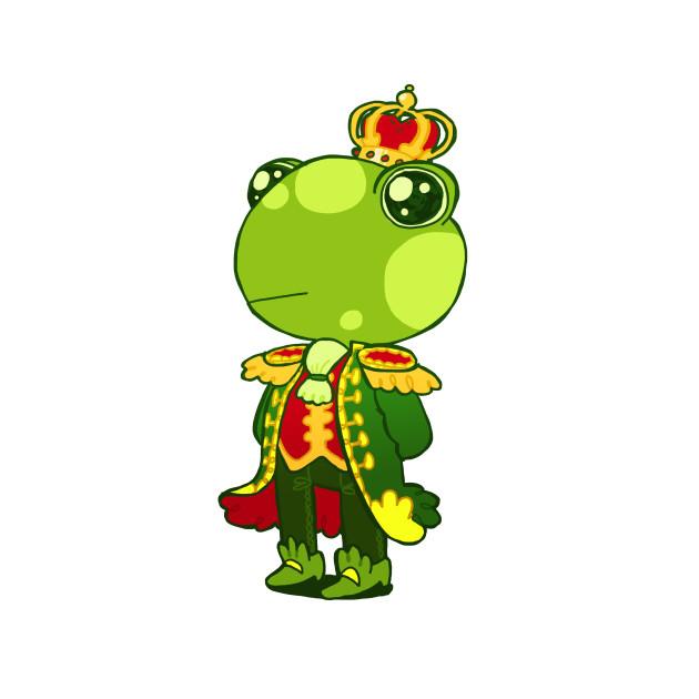 630x630 Frog Prince