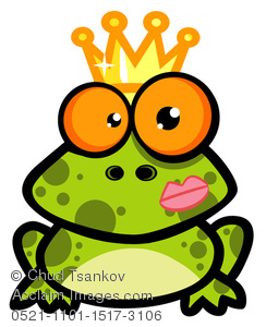 244x300 Cliprt Picture Of Green Cartoon Frog Prince Charming Wearing