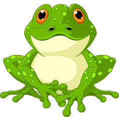 236x232 Clip Art Of A Frog Prince Waiting To Be Kissed Stock Photo