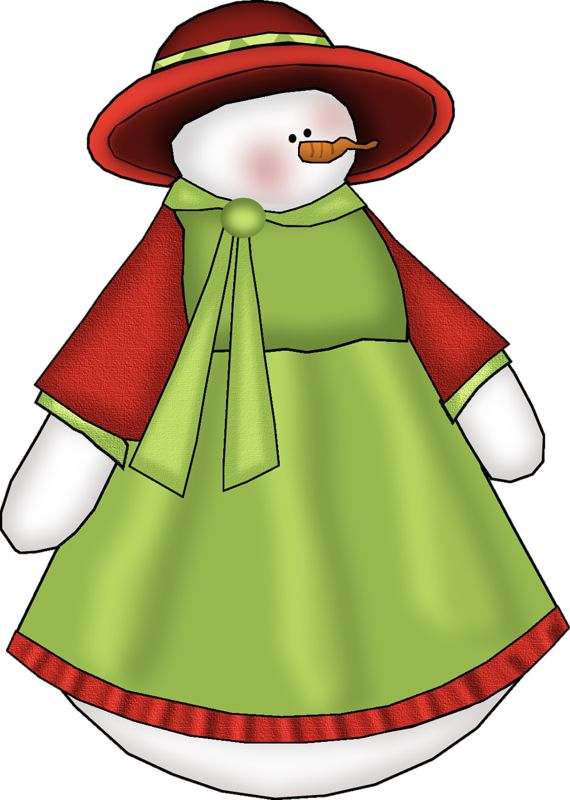 Frosty The Snowman Clipart