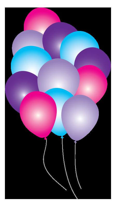 452x795 Frozen Clipart Balloon