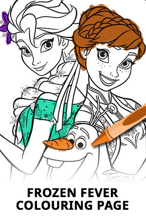 300x450 Frozen Fever Activities