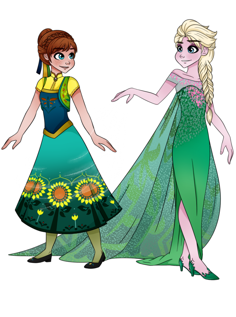 772x1034 Frozen Fever By Hayley1432