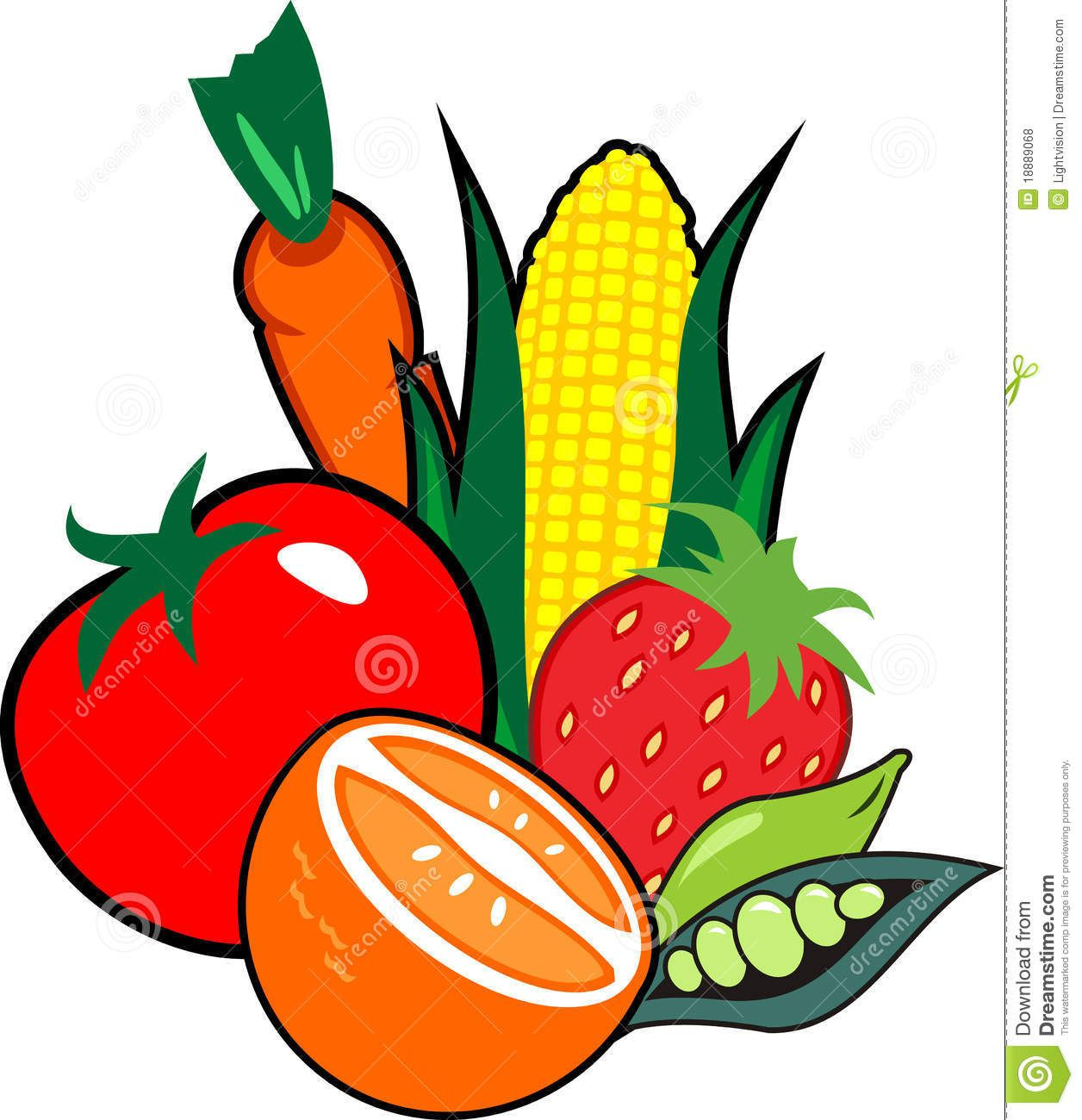 fruit and veggie clipart at getdrawings com free for personal use rh getdrawings com vegetable clipart images vegetable clipart images