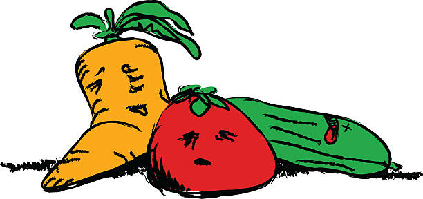 612x288 Collection Of Rotten Vegetables Clipart High Quality, Free