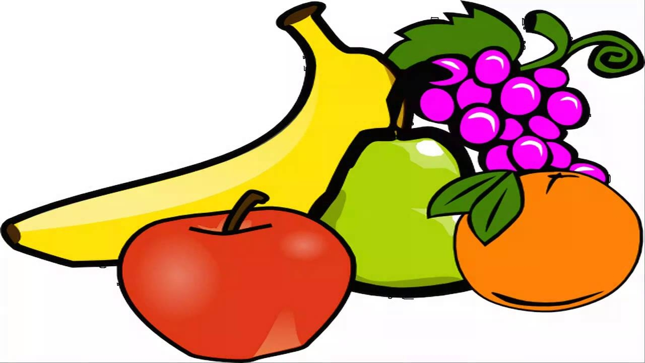 1280x720 Best Of Fruits Clipart Gallery