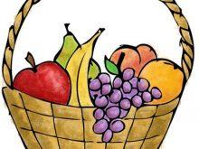 220x165 Fruit Basket Clipart Fruit Basket Vector Vector Clip Art Search