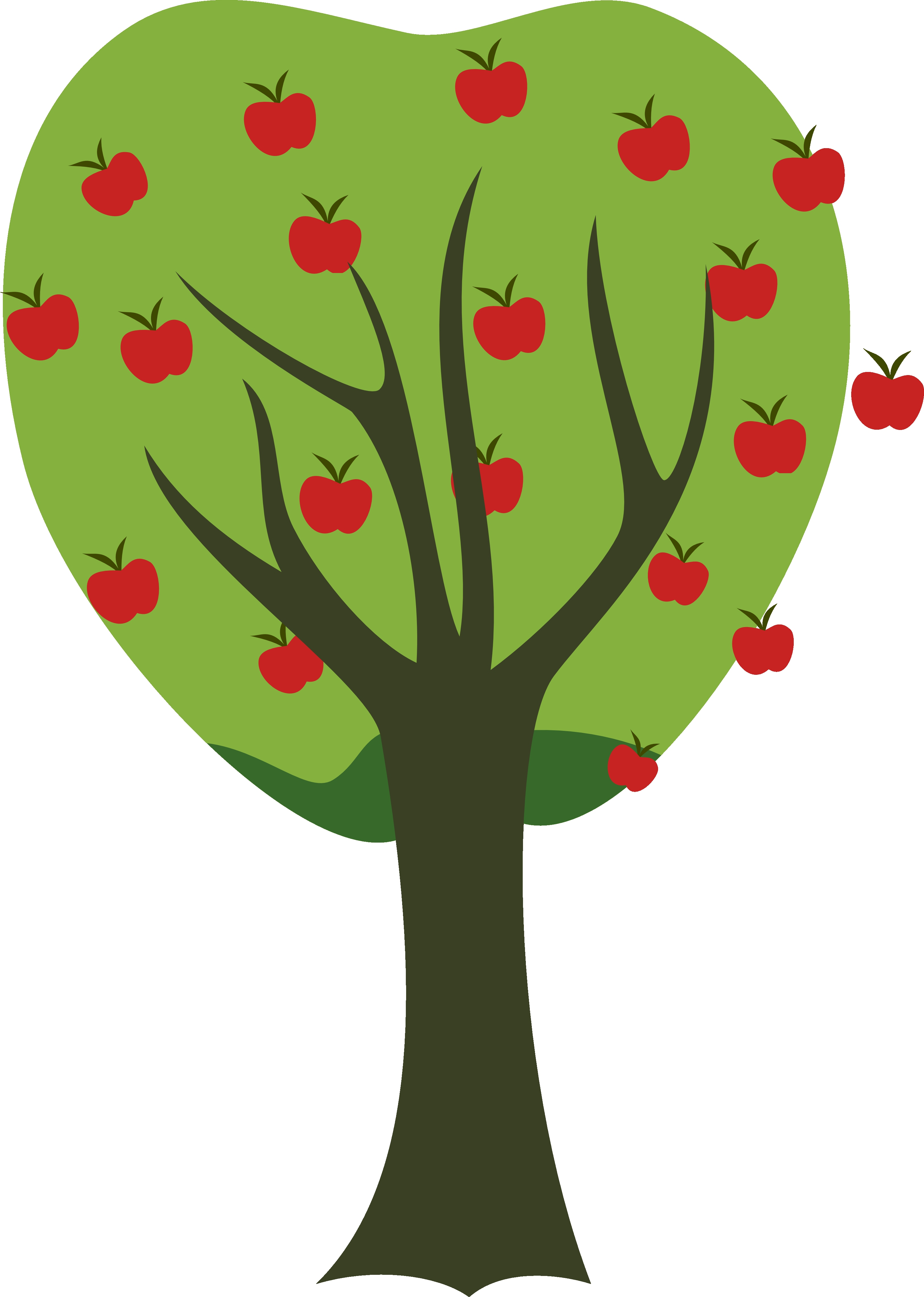 3249x4561 Apple Stem Clip Art Inspirational Apple Fruit Tree Clipart