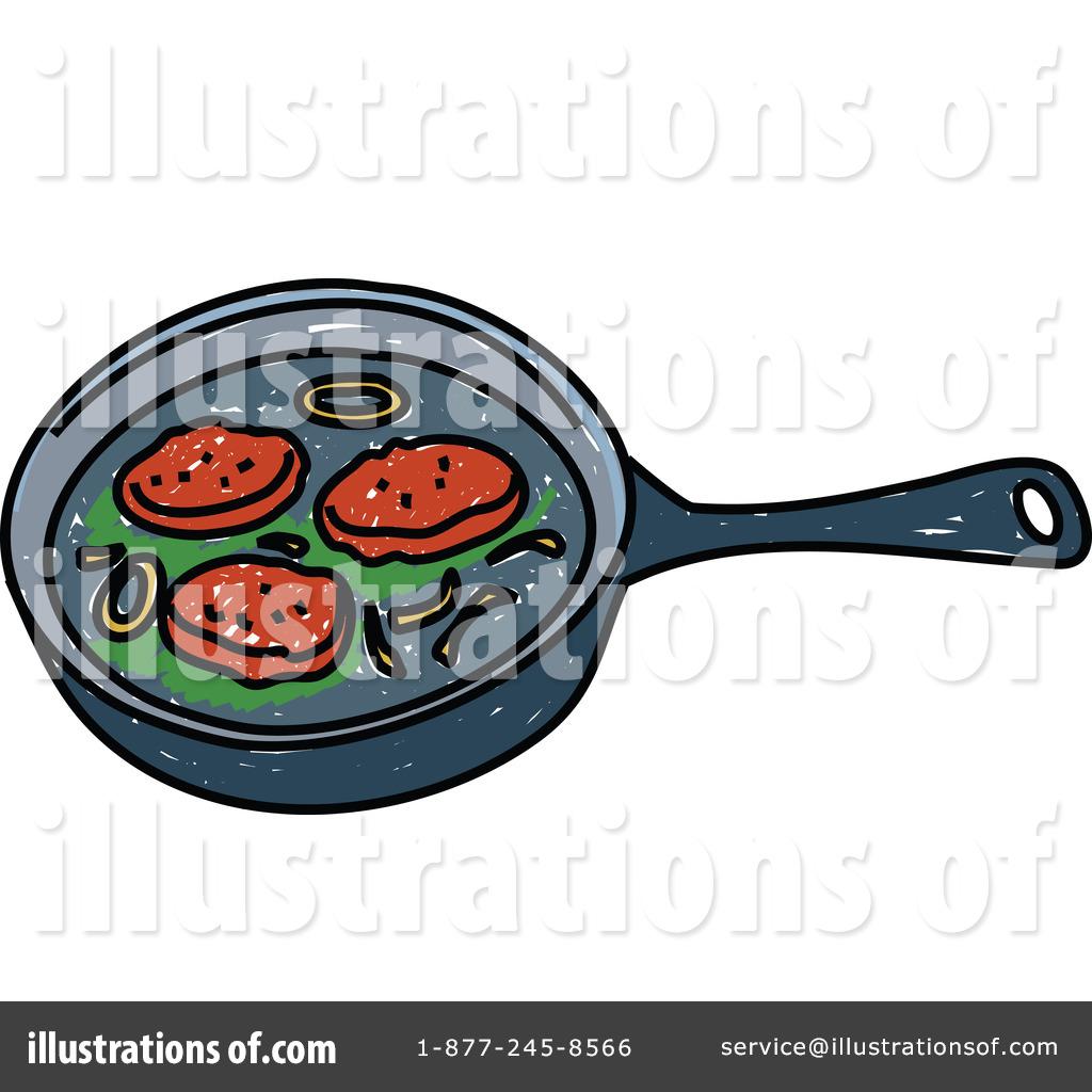 1024x1024 Frying Pan Clipart