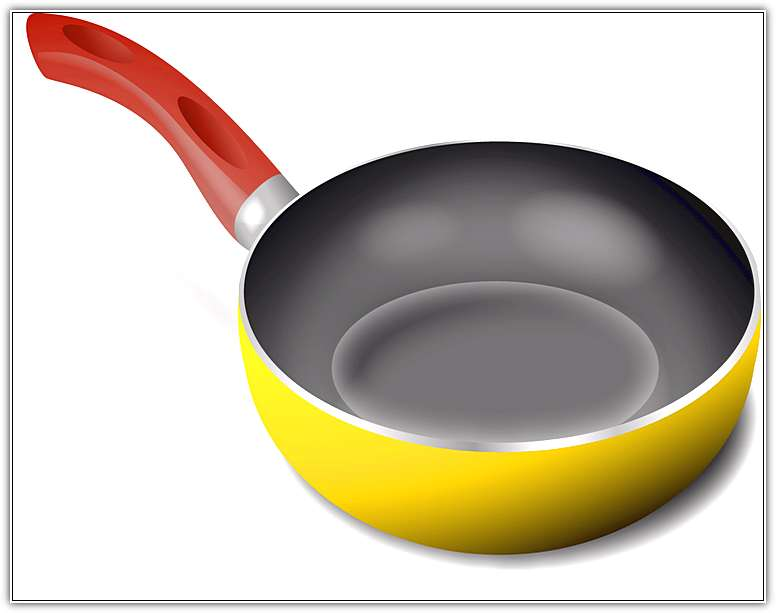 776x613 Frying Pan Clipart Home Design Ideas