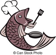 198x194 Pan Fish Vector Clip Art Royalty Free. 968 Pan Fish Clipart Vector