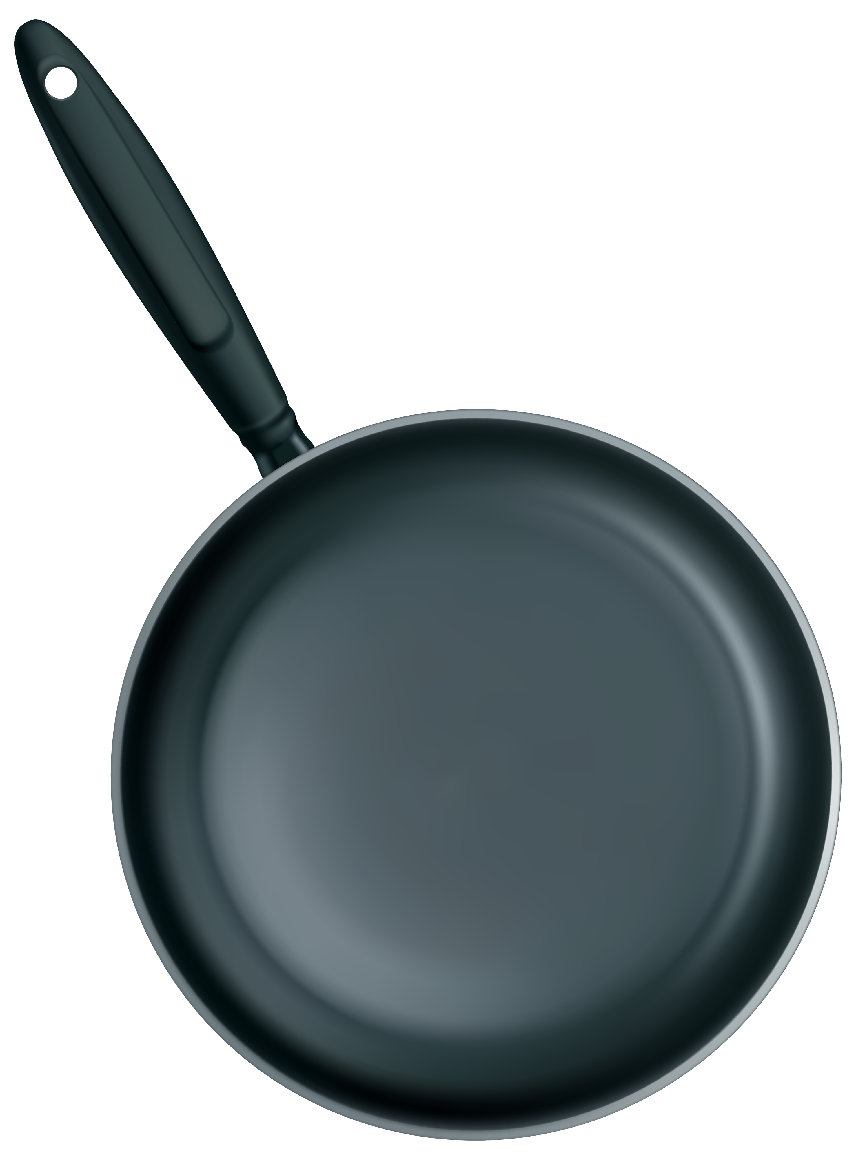 2954x4000 Black Frying Pan Png Clipart