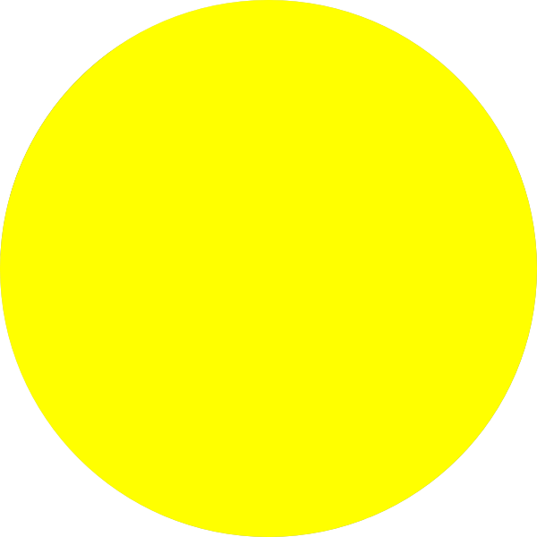 600x600 Collection Of Yellow Full Moon Clipart High Quality, Free