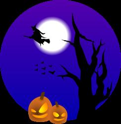 244x250 Halloween Moon Clip Art Clipart Panda
