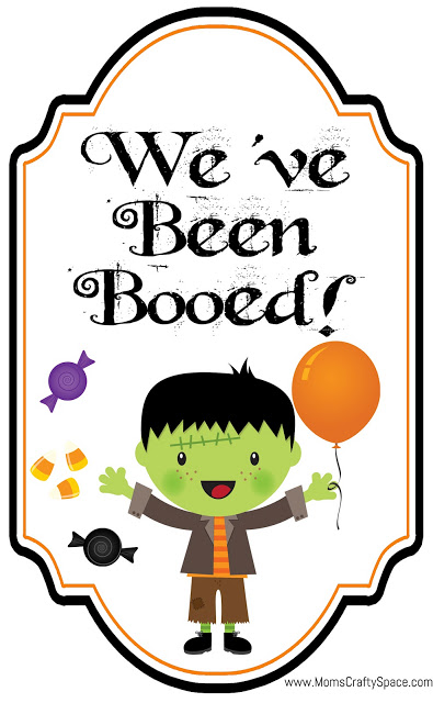 395x640 Free You'Ve Been Booed Printables!