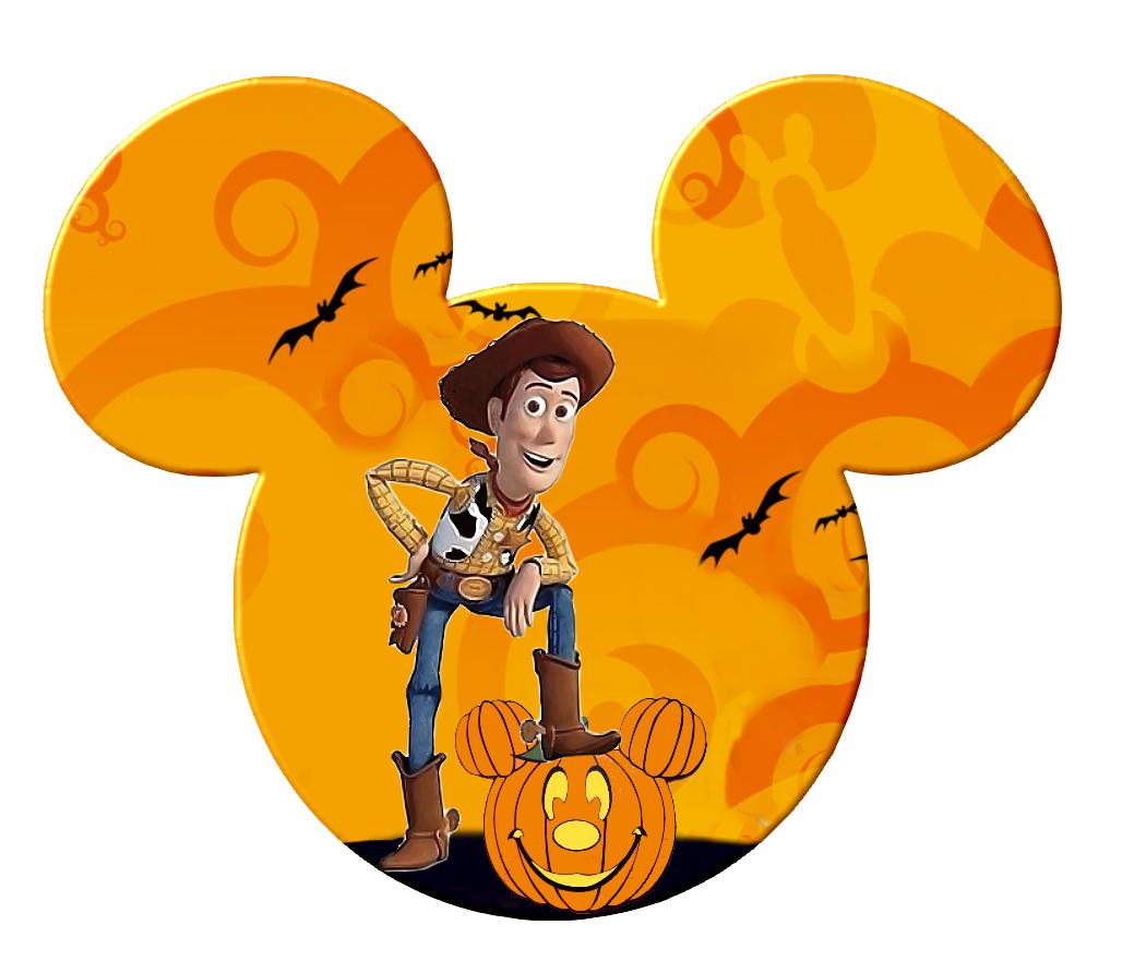 1028x892 Woody Mickey Head Mickey Heads Disney Halloween