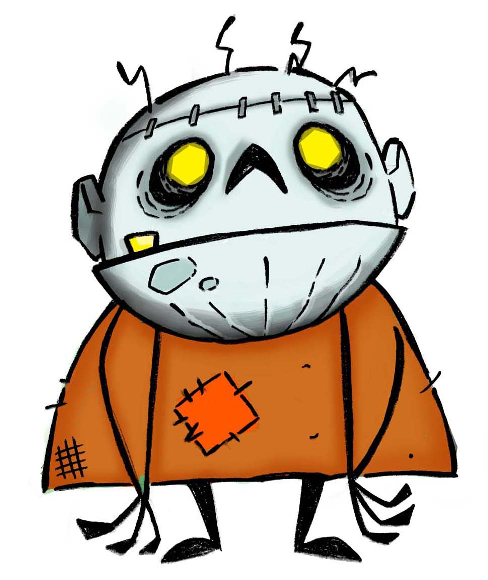 975x1160 Cartoon Halloween Pictures Group