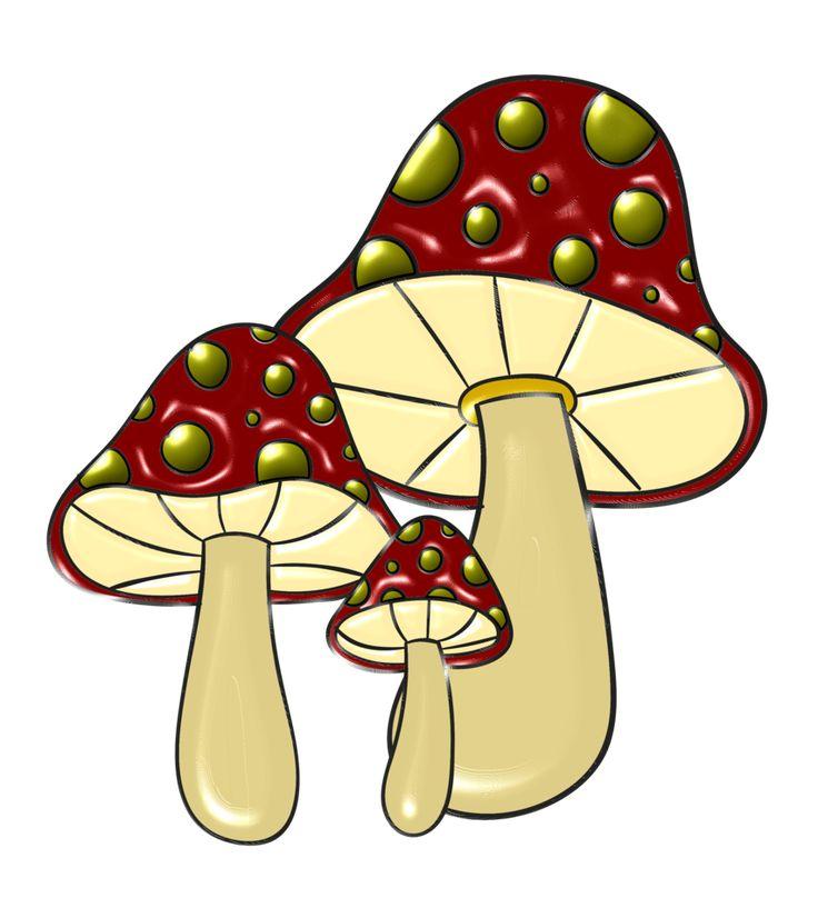 Fungi Clipart