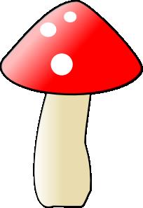 204x297 Mushroom Clip Art