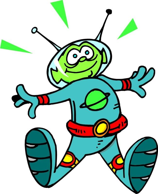 650x800 Alien Clipart 6 Alien Clip Art Images Free For 2 Image