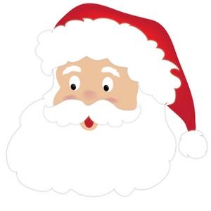 300x300 Free Free Santa Clip Art Image 0515 0911 2122 4128 Christmas Clipart