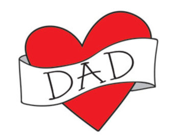 340x270 Fathers Day Tattoo Etsy