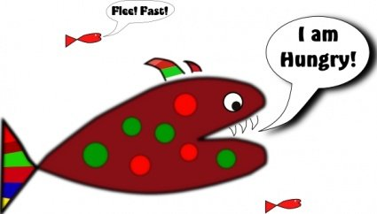 425x242 Free Funny Fish Clipart And Vector Graphics