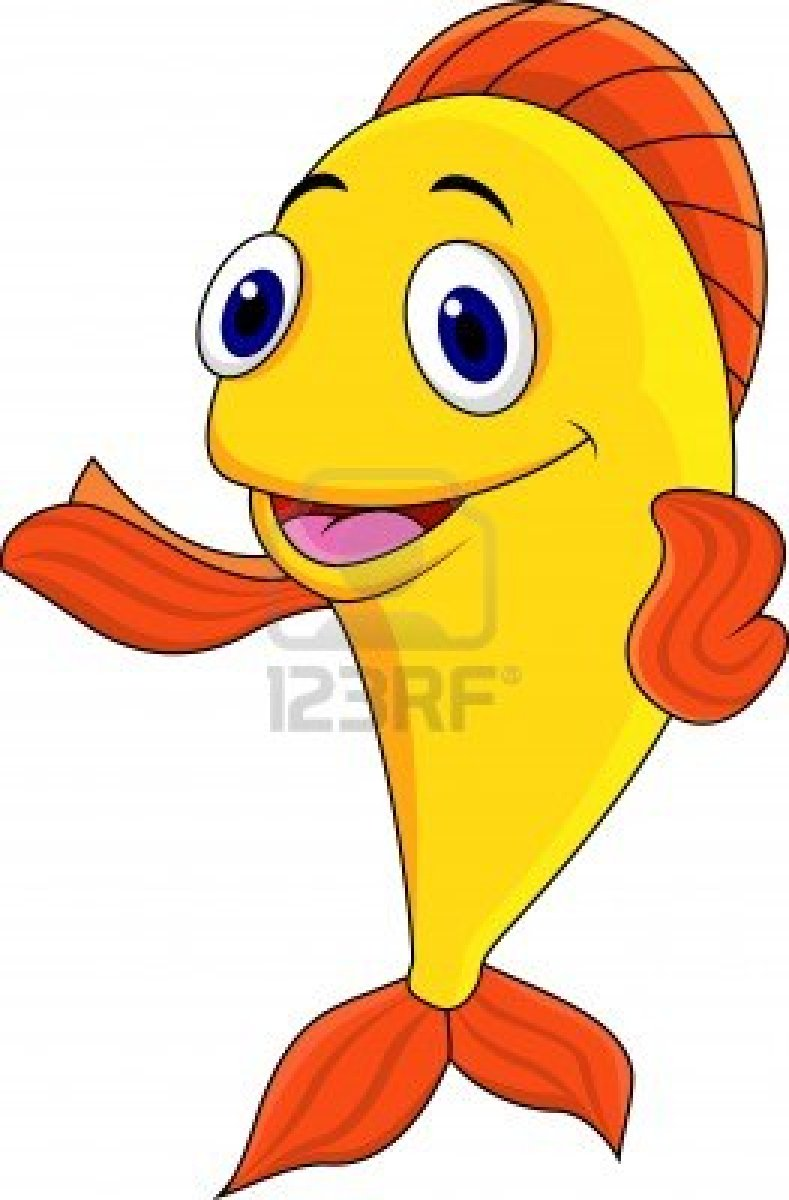 789x1200 Timely Cartoon Pic Of Fish Happy Image Characters