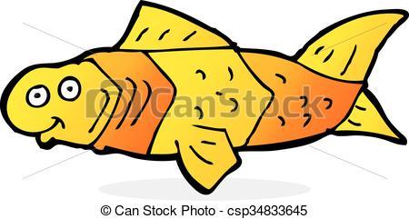 450x241 Cartoon Funny Fish Eps Vector