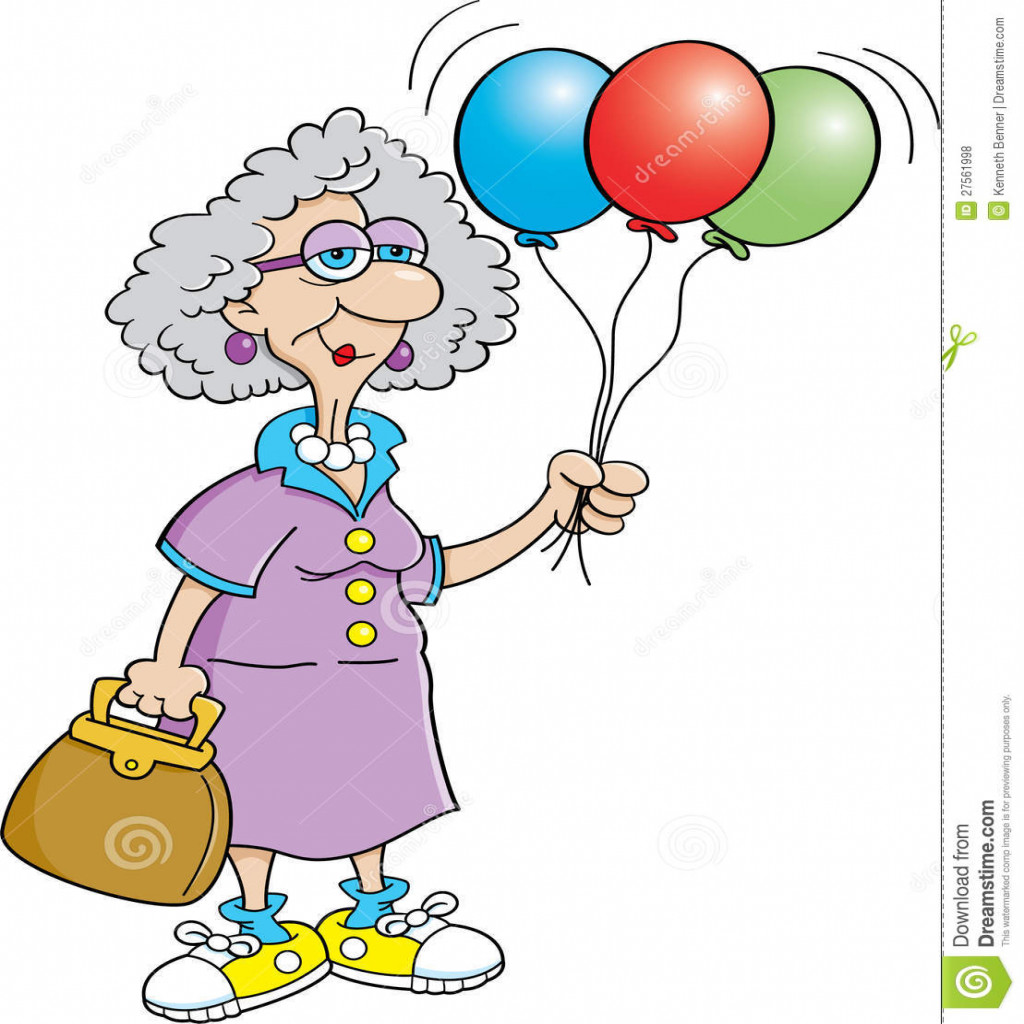 1024x1024 Funny Birthday Clip Art For Women