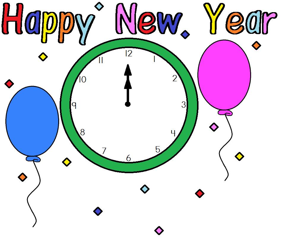947x816 Happy New Year Birthday Clip Art