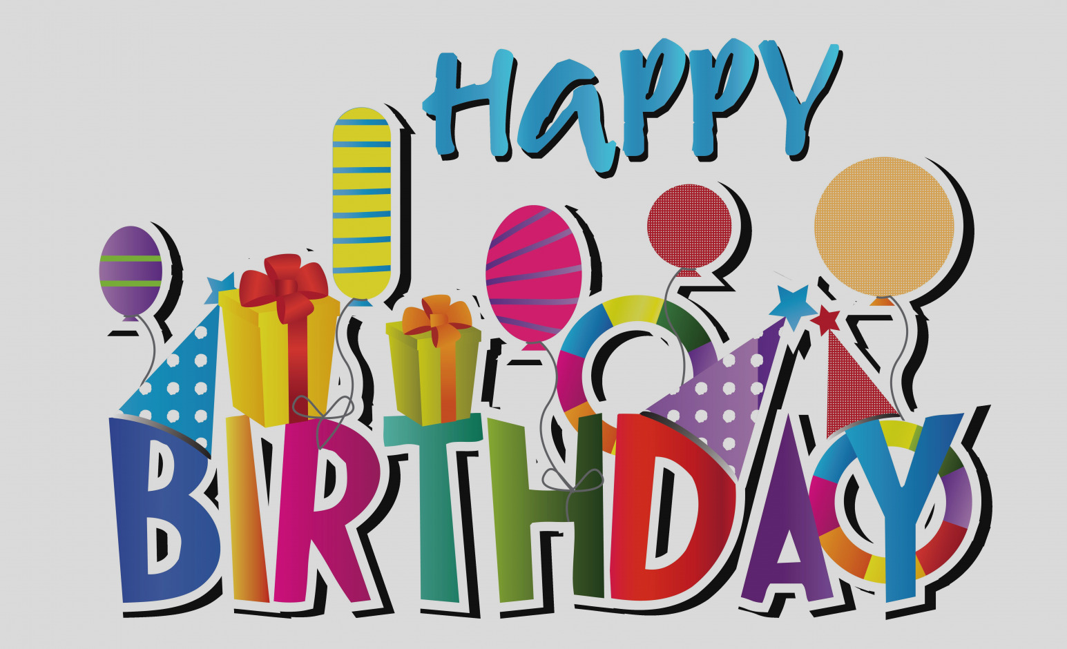 1545x940 Wonderful Birthday Pictures Clip Art Funny Happy Clipart Image
