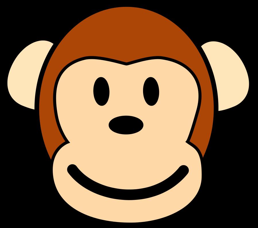 900x794 Top 89 Monkey Clipart