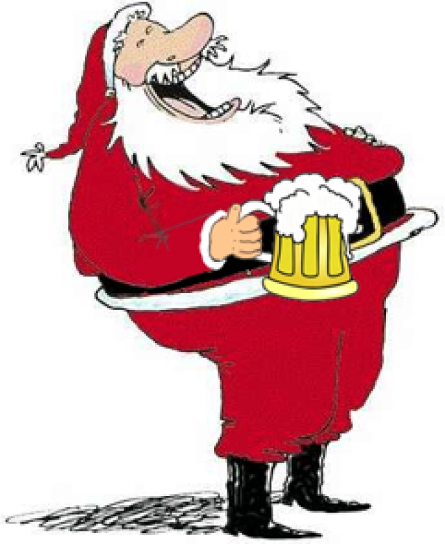 640x783 Beer Clip Art For Christmas âu20acu201c Fun For Christmas