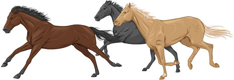 Galloping Horse Clipart