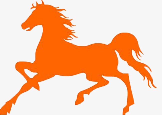 650x462 Galloping Horse, Gallop, Orange, Steed Png And Psd File For Free