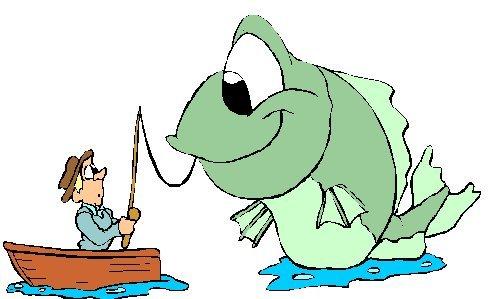 490x299 Clip Art Fish Pond Game Clipart