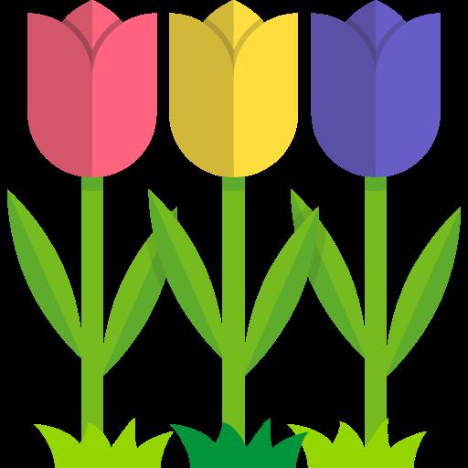 512x512 Indira Gandhi Memorial Tulip Garden Flower Clip Art