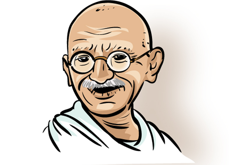 787x568 My View By Silvio Canto, Jr. Down Goes Gandhi! Down Goes Gandhi!