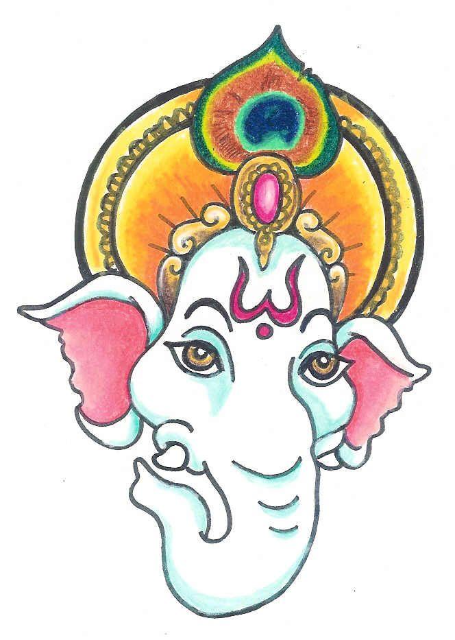 Ganesha Clipart