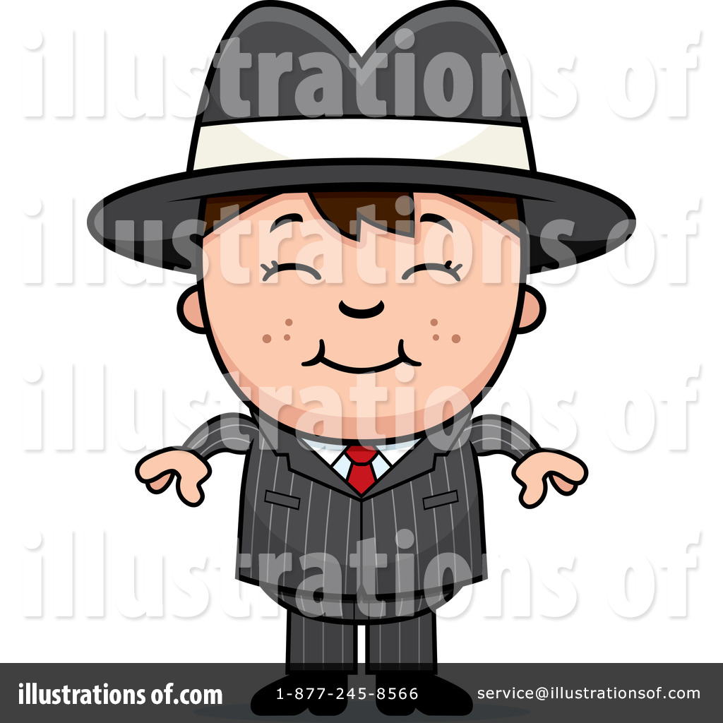 1024x1024 Mobster Clipart