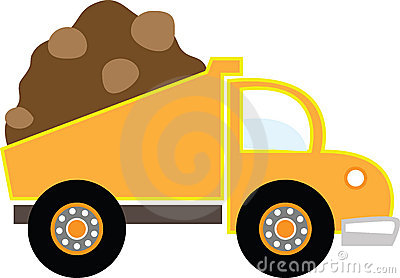 400x278 Dump Trucks Clip Art Clipart