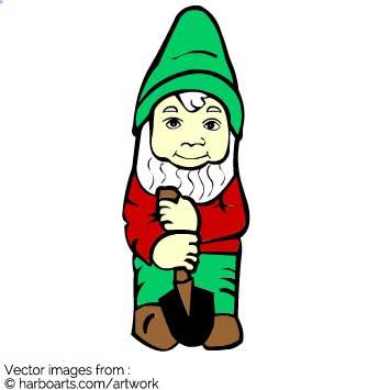 335x355 Download Garden Gnome
