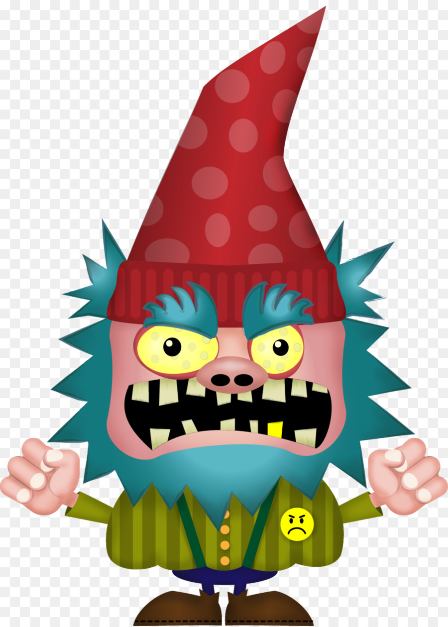 900x1260 Cartoon Gnome Clip Art