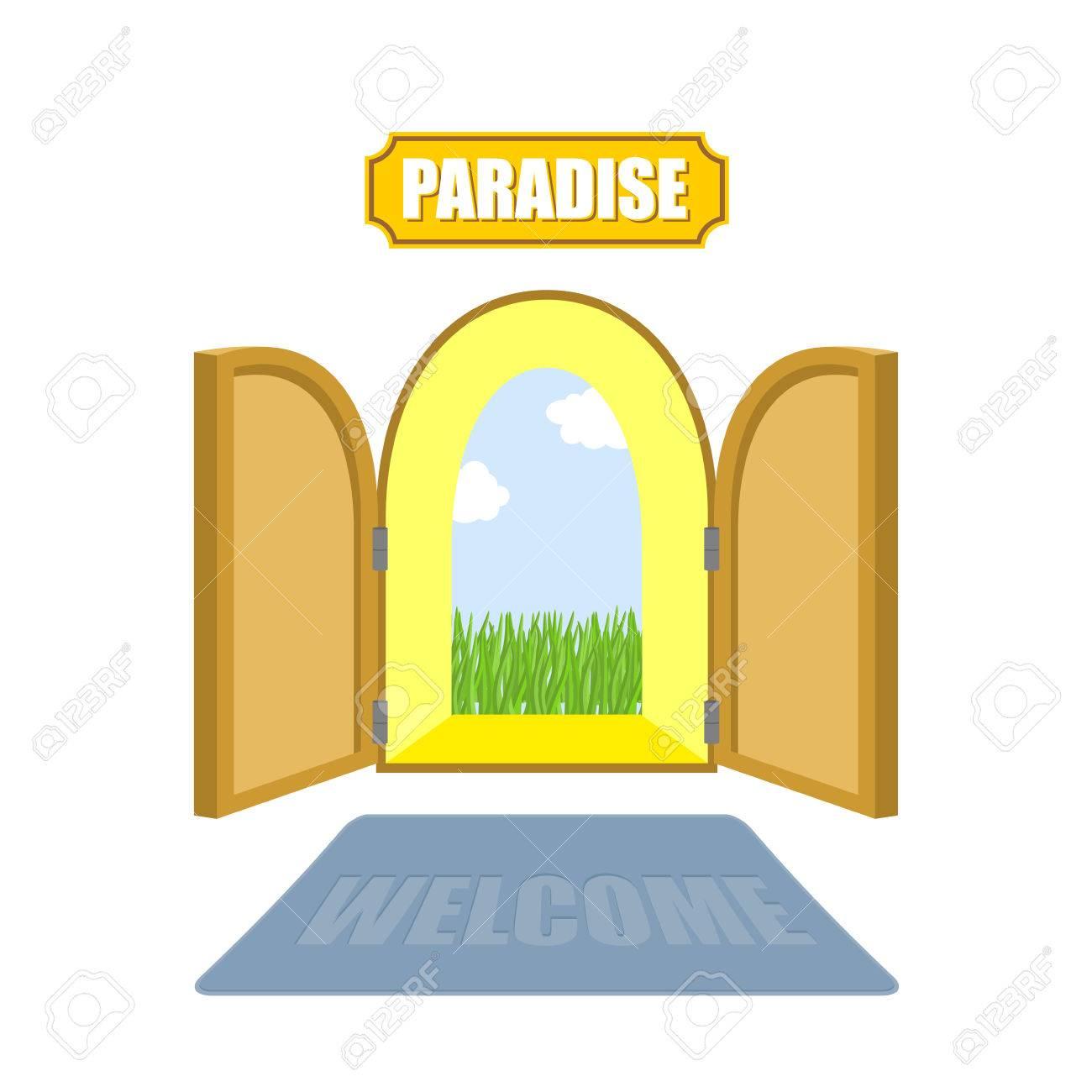 1300x1300 Garden Of Eden Clipart Paradise