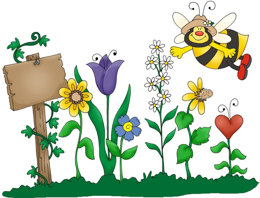1024x778 Clip Art Gardening