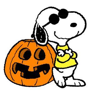 301x295 Halloween Snoopy Love Joe Cool's Laugh Snoopy