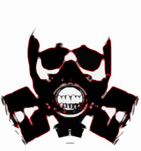 279x299 Skull Clip Art