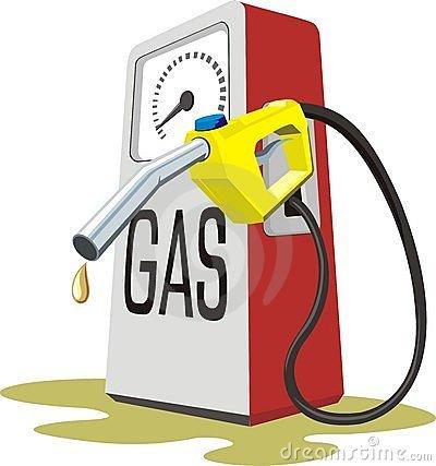 400x427 Gas Clipart